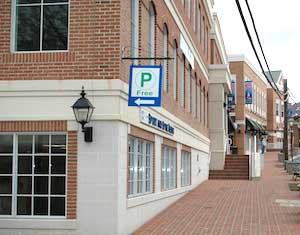 Downtown City of Fairfax, VA