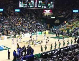 Geroge Mason Basketball Arena