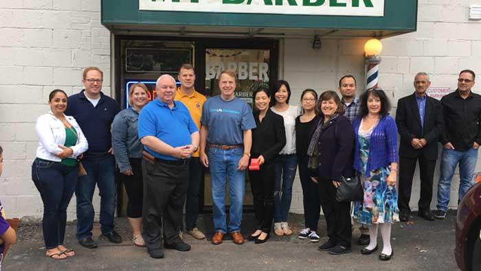 Fairfax City Business Support